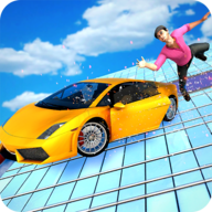 Furious Smash Car Hits- Fast Impossible Stunts APK