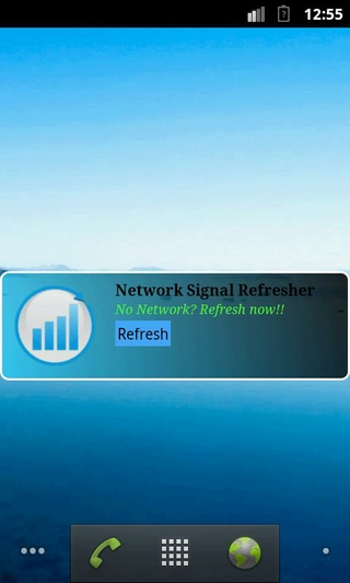 Network Signal Refresher APK 2 2 - download free apk from APKSum