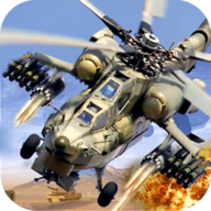 Helicopter Gunship Commando Strike APK