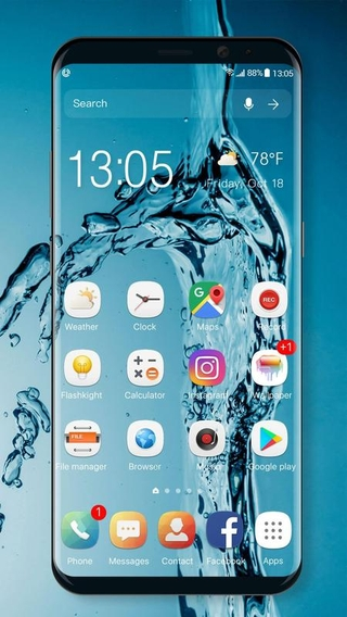 Samsung Theme APK release 2 2 0 - download free apk from APKSum