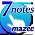 7notes with mazec APK