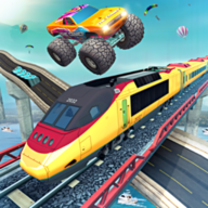 Train Vs Car Racing APK