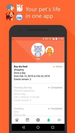 Pet's Diary APK 2 1 4 - download free apk from APKSum
