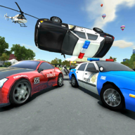 Police Car Drift Race APK
