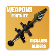 Fortnite Weapons & Pickaxes & Gliders APK
