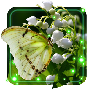 Lily of valley HD LWP APK