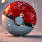 Pokeball LockScreen APK