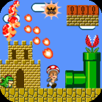 Super Smash Of Mushroom Boy APK