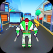Buzz Robot Run APK
