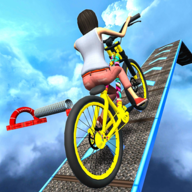 Crazy Bmx bike - Xtreme stunts game APK