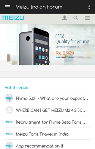 Flyme Updates APK 2 1 - download free apk from APKSum