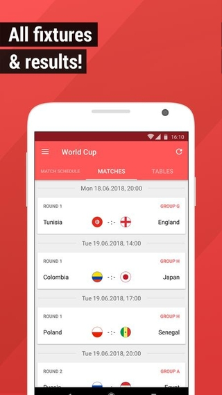 World Cup APK 4 1 7 - download free apk from APKSum