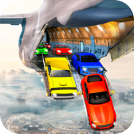 Skydiving Stunt Car Racing APK