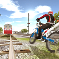 Subway Bike Racing 3D APK