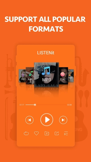 LISTENit 1.5.46.ww apk screenshot