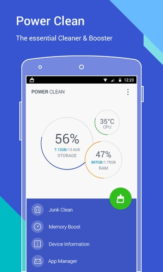 Power Clean 2.9.9.9 apk screenshot