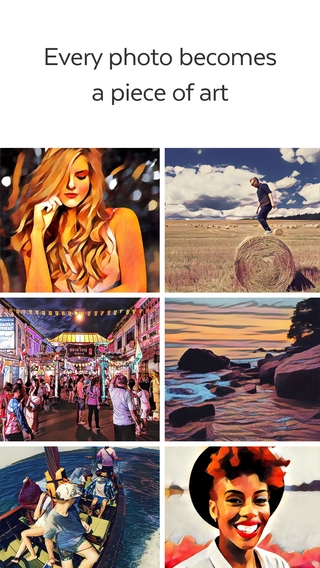 Prisma 2.7.2.255 apk screenshot