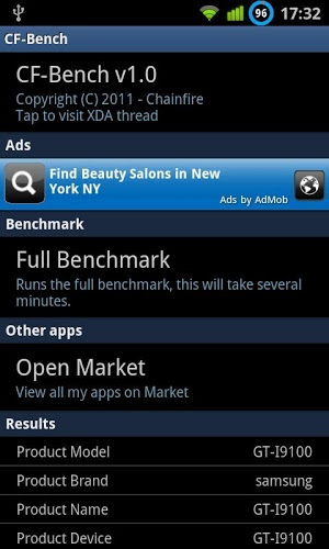 CF-Bench APK 1 3 - download free apk from APKSum