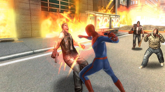 Spider-Man 1.2.0 apk screenshot