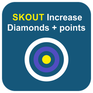 Skout - Diamonds and points APK
