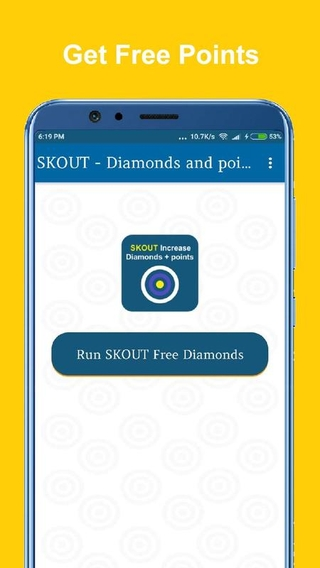Skout - Diamonds and points APK 1 1 - download free apk from