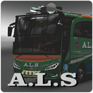 Livery Bussid ALS HD APK