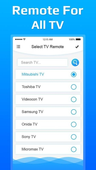 Remote For all TV APK 1 1 - download free apk from APKSum