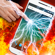 Electric Burned Screen APK