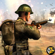 World War II Survival: FPS Shooting Game APK