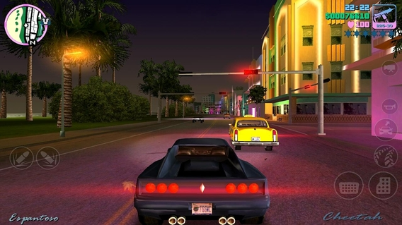 GTA Vice City 1.07 apk screenshot