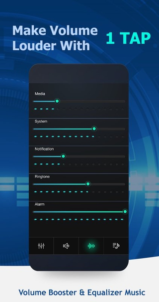 Volume Booster And Equalizer Apk