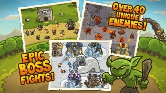 Kingdom Rush APK 3 1 - download free apk from APKSum