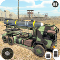 Missile War Launcher Mission Rivals Drone Attack APK
