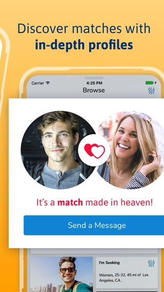 Download Christian Mingle: Dating app - Meet Local Singles! for PC