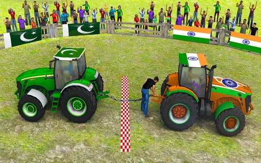 Tractor pulling games pc