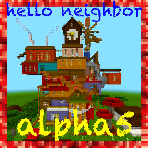 Hey Neighbor Alpha 5 APK